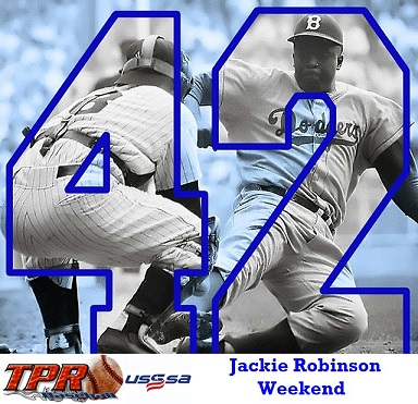 Jackie Robinson Weekend  (April 13-14 - 2019)