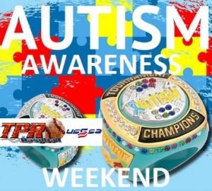 Team Appreciation/ Autism Awareness Weekend (April 25-26, 2020)