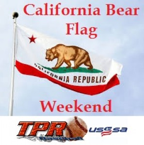 CA Bear Flag Weekend  (September 12-13, 2020)