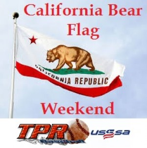 California Bear Flag Weekend  (September 8-9)