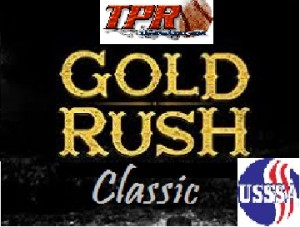 Gold Rush Classic  USSSA Double Point Wknd (Aug.10-11, 2019)