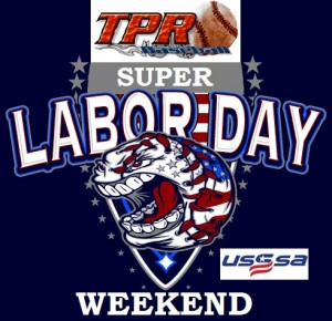Super Labor Day Weekend (August 31-September 2nd)