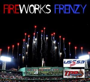 Fireworks Frenzy  (June 22-23, 2019)