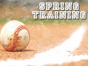 Spring Training Weekend (March 2-3, 2019)
