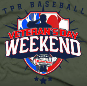 Super Veteran's Weekend (November 10-11)