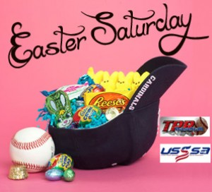 Easter Saturday (April 16th, 2022) **One Day Only**